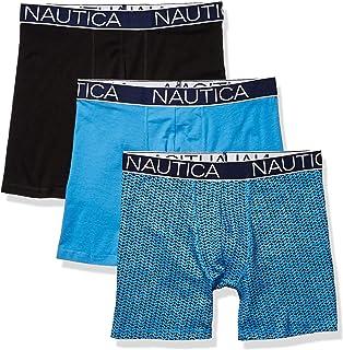 Men's 3-Pack Classic Underwear Cotton Stretch Boxer Brief