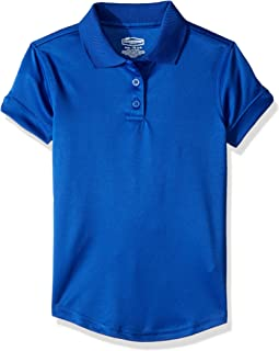 royal blue school uniform