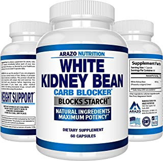 White Kidney Bean Extract 60 capculs