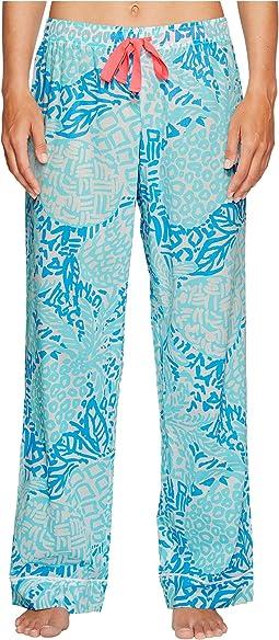 Lilly Pulitzer - Pajama Pants