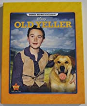 Old Yeller Blu-Ray Exclusive