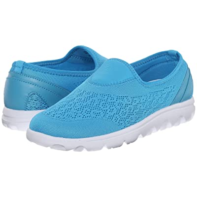 Propet TravelActiv Slip-On (Pacific) Women