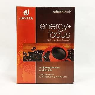 Javita CoffeeBlends Energy + Focus 1/2/4 Pack (1)