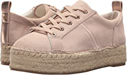 Blush Velutto Suede Leather
