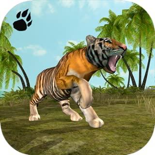 Tiger Chase Simulator
