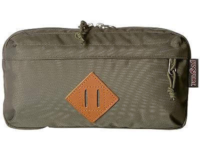 JanSport Waisted (Green Machine) Bags