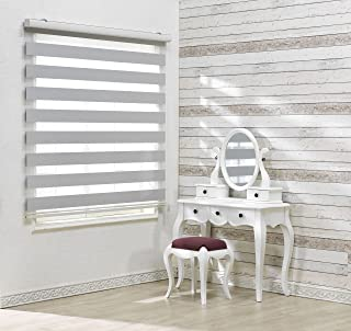 Amazon Com 81 To 90 Inches Horizontal Blinds Blinds