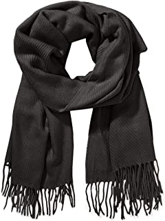 PIECES Damen KIAL LONG SCARF NOOS Schal