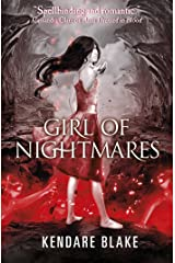 Girl of Nightmares Kindle Edition