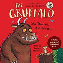 The Gruffalo: Includes a Song and Read-Along Track