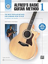 Alfred's Basic Guitar Method 1 (3rd Edition): The Most Popular Method for Learning How to Play (Alfred's Basic Guitar Libr...