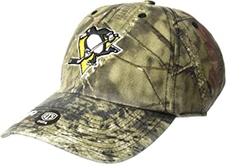 OTS NHL Adult Men's NHL Challenger Adjustable Hat