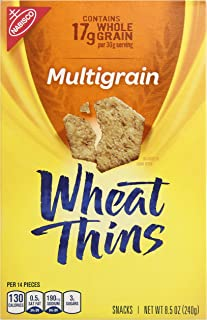 Nabisco Multigrain Wheat Thins, 8.5 Ounce