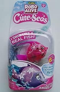 ROBO ALIVE Cute-Seas Little Angelfish - Pink - ANGELICA