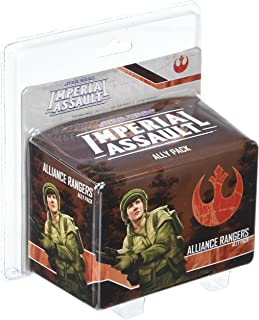 Fantasy Flight Games SWI34 Star Wars: Alliance Rangers Board Game