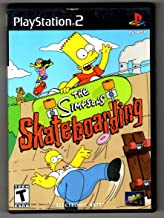 The Simpson's Skateboarding