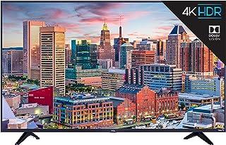 TCL 43S517 43-Inch 4K Ultra HD Roku Smart LED TV (2018 Model) (Renewed)