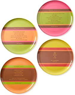 Bobs Your Uncle Recipe Plate Set