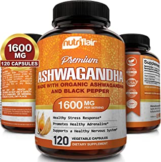Ahwaganda Supplement