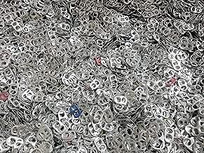 Aluminum Pop Soda Beer Tabs (6000 Silver Tabs)