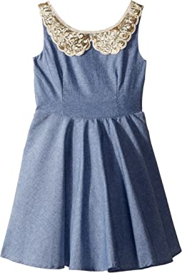 fiveloaves twofish Darcy Dress (Big Kids)
