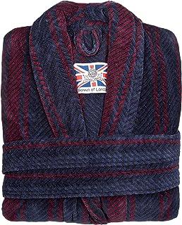 Bown of London Men's British Bathrobe - The Arbroath