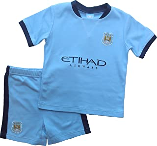 baby manchester city kit