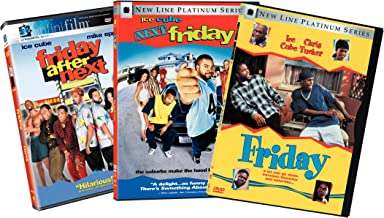 Friday Collection (Friday / Next Friday / Friday After Next)