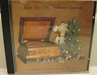 Porter Music Box Old Fashioned Christmas