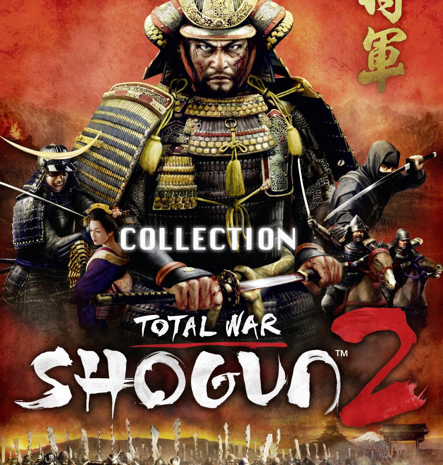 Total War : Shogun 2 Collection [PC Code - Steam]