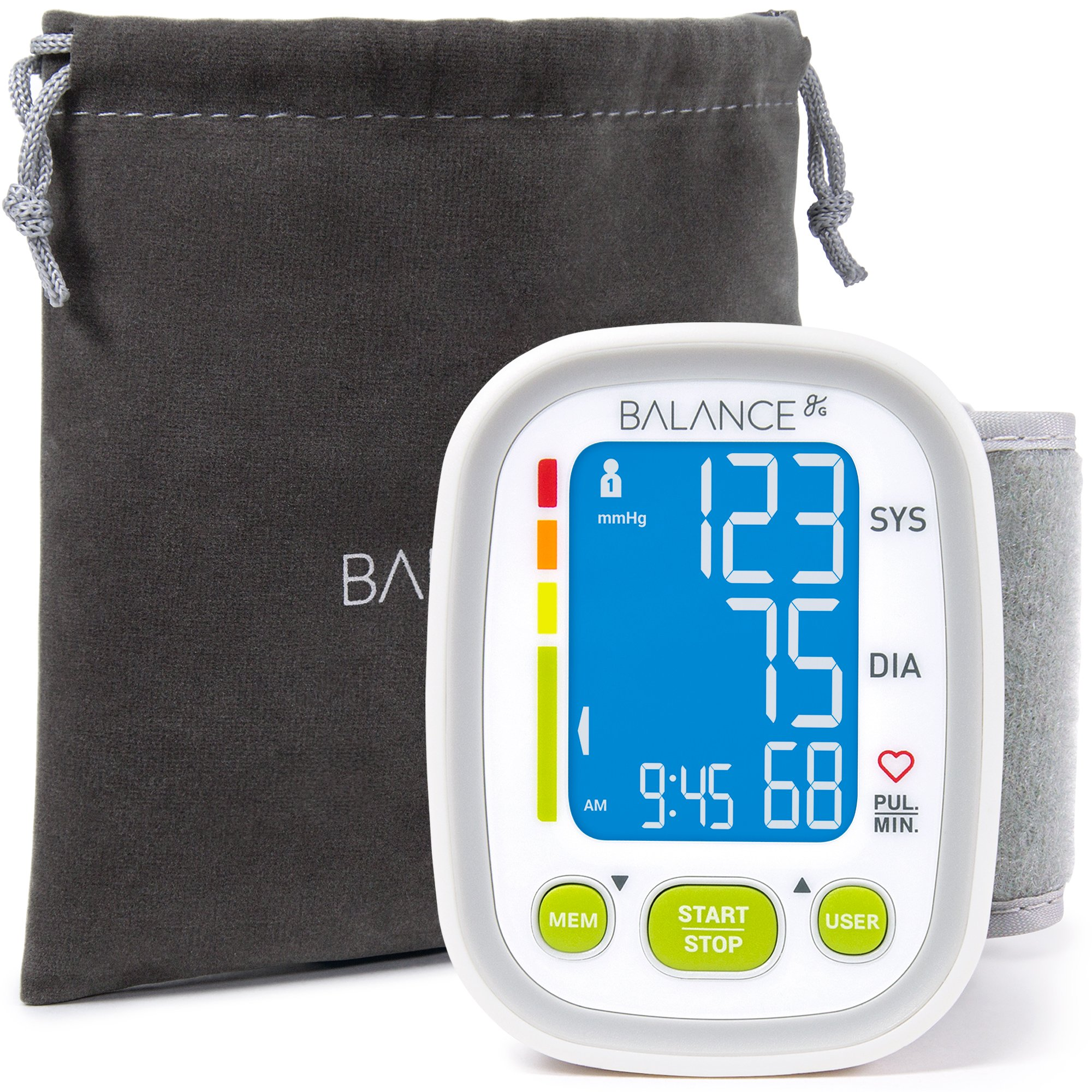 Pressure Monitor GreaterGoods Manually Warranty