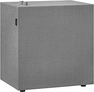 Urbanears Baggen Multi-Room Wireless and Bluetooth Connected Speaker - Concrete Grey