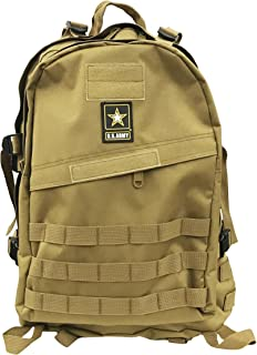 US Army Large Military Tactical Backpack Rucksack Molle Daypack 40-Liter