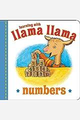 Llama Llama Numbers Kindle Edition