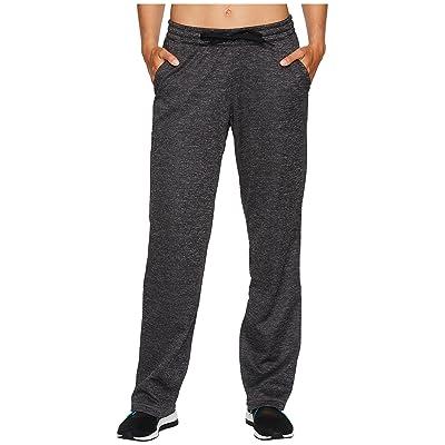 adidas Team Issue Fleece Dorm Pants (Dark Grey Heather Melange) Women
