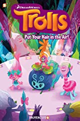 Trolls Hardcover Volume 2: Put Your Hair in the Air (Trolls Graphic Novels) Hardcover