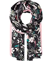 Kate Spade New York - Botanical Silk Oblong