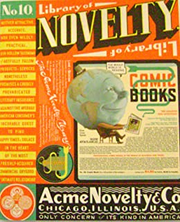ACME NOVELTY LIBRARY #10