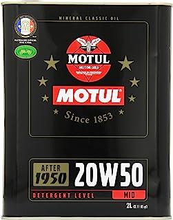Motul 104511 motorolie CLASSIC OIL 20W-50 2L