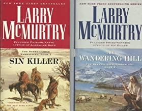 Larry McMurtry The Berrybender Narratives Series Volumes 1&2: Sin Killer and The Wandering Hill (The Berrybender Narrative...