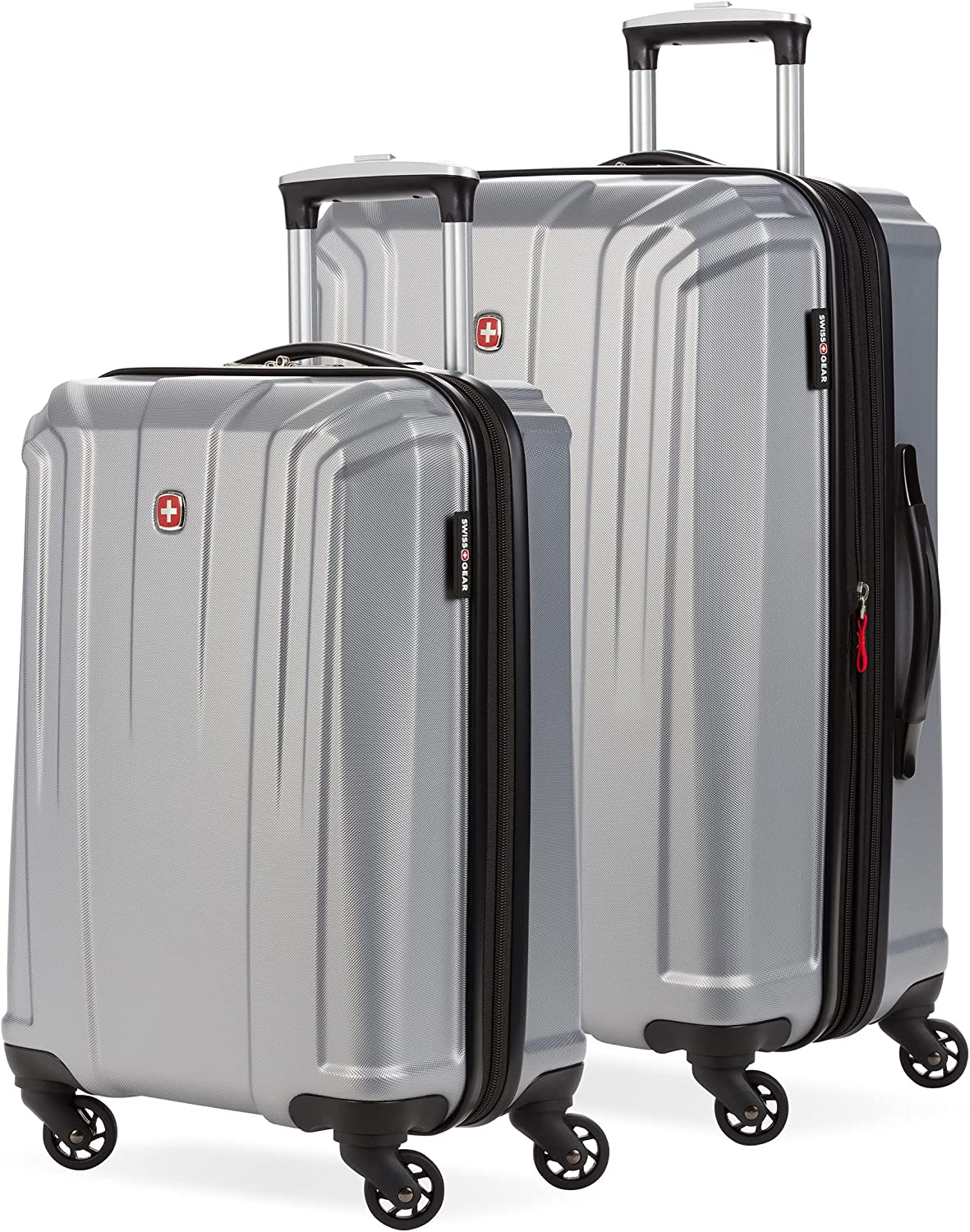 SwissGear 3750 Max 85% OFF Hardside Expandable Spinner New Orleans Mall Luggage Wheels with
