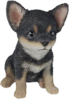 Garten-Statue Chihuahua-Welpe Pet Pals Figur Mops Hi-Line Gift Ltd