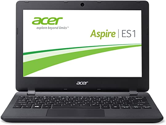 Acer Aspire ES 13 ES1-331-C6S6 33 8 cm 13 3 Zoll HD Laptop Intel Celeron N3050 2GB RAM 32GB eMMC Intel HD Graphics Windows 10 Home schwarz Schätzpreis : 189,00 €