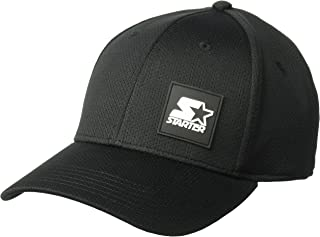 Men's Fitted Cap with Wicking and Built-in Headband, Amazon Exclusive