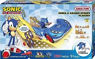 Amazon Com Sonic The Hedgehog Building Sets Building Toys Toys Games