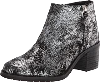 Sbicca Women's Memorable Ankle Boot, Pewter, 6.5 M
