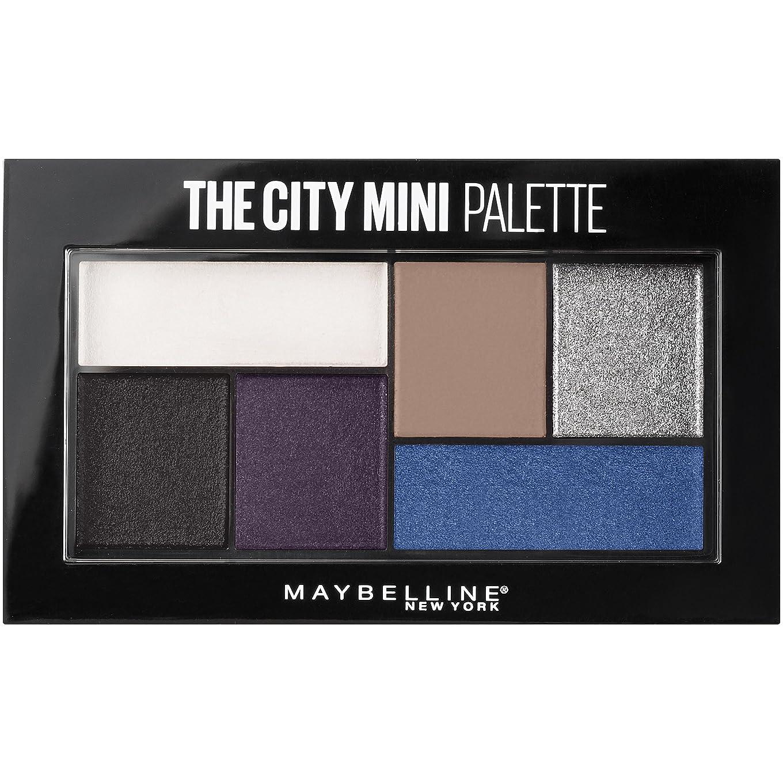 欠伸出発死MAYBELLINE The City Mini Palette - Concrete Runway (並行輸入品)