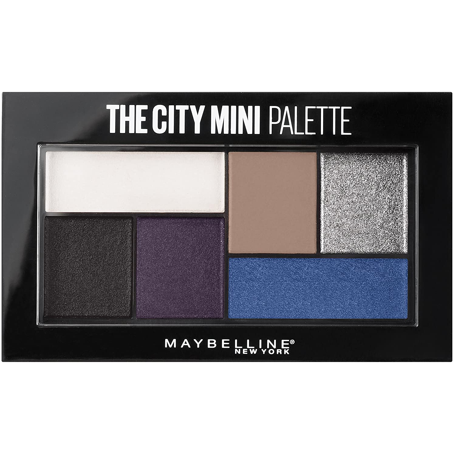 立派な受信機華氏MAYBELLINE The City Mini Palette - Concrete Runway (並行輸入品)