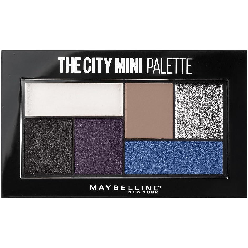 回る故国文献MAYBELLINE The City Mini Palette - Concrete Runway (並行輸入品)