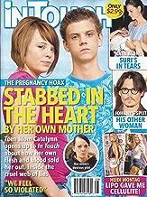 Catelynn Lowell & Tyler Baltierra (Teen Mom) l Katie Holmes l Johnny Depp l Heidi Montag l Emma Stone l The Real Magic Mike - July 9, 2012 In Touch